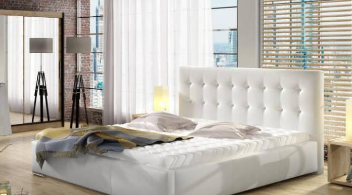 Jak wybrać łóżko tapicerowane do sypialni?